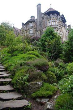 Cragside House - Cartington, Northumbria, England