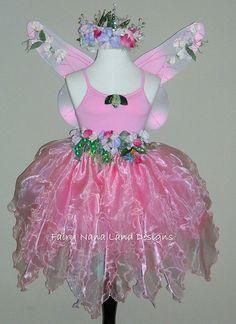 Adult Sweetpea Faerie by Fairy Nana, via Flickr