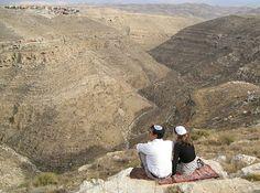 Desert - Tekoa, Judea, Israel