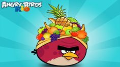 angry birds rio theme background images, 194 kB - Jay Brook