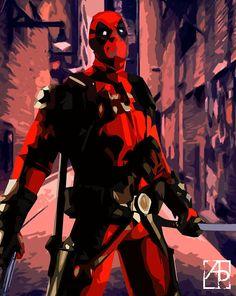 #Deadpool #Fan #Art. (Deadpool) By: Allen Panakal. (THE * 5 * STÅR * ÅWARD * OF: * AW YEAH, IT'S MAJOR ÅWESOMENESS!!!™) [THANK U 4 PINNING!!!<·><]<©>ÅÅÅ+(OB4E)