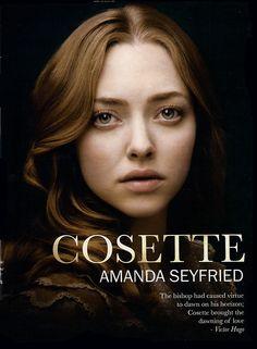 Les Mis (2012) | Amanda Seyfried (Cosette)