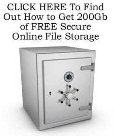 How to Get 200Gb of FREE Secure Online File Storage. Click on the picture twice for details