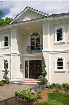 Front Door Decorating ideas. Inspiring Front Door Decorating Ideas. #HomeDecor ~opulence, wealth and luxury