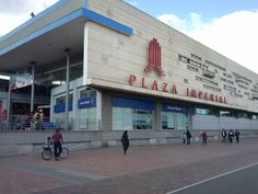 Centro Comercial Plaza Imperial Suba Broadway Shows, Street View, City, Bogota Colombia, Shopping Center, Cities