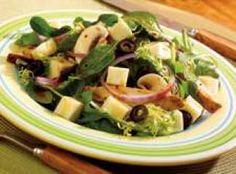 Chicken Salad featuring Galbani Mozzarella