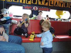 The Playbus makes a visit to Lillie's Birthday Party http://www.facebook.com/Honeypotchildrenscharity