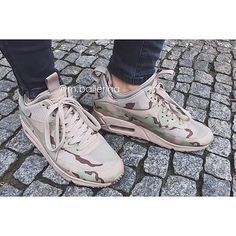 "TODAY: ""walkin tru dis world w/ nikes on my feet, n nikes on my feet, n nikes on my feet""  #nike #nikeair #camo #countrycamo #airmax #kicks #sneakers"