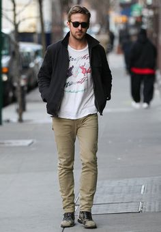 Ryan Gosling in NYC | Get more here!