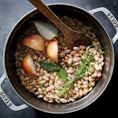 The path to a perfect pot of beans is precise but not at all fussy. The main ingredient is time: first to soak the beans, then to slowly ...
