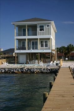 pensacola beach house rental soundfront home with heated pool homeaway