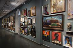 Collections exhibition Stories of Finnish Art at Ateneum Art Museum. Photo: Finnish National Gallery/Hannu Pakarinen.