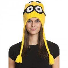 Bonnet Péruvien Minions Minions, Mode Geek, Geek Stuff, Beanie, Hats, Fashion, Geek Things, Moda, The Minions