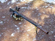 Propane Flame Cannon | potato cannon steampunk