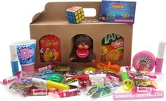Souviens-toi Avec Génération Souvenirs : Des Bonbons Et Autres Souvenirs D'enfance | Plus De Mamans