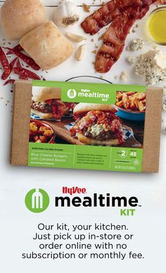 Get cooking with Hy-Vee's Mealtime Kits. Simple instructions for chef-inspired meals and no subscription ever. Easy Weeknight Dinners, Quick Easy Meals, Frozen Meals, Entree Recipes, Meal Deal, Healthy Dishes, Food Inspiration, Meal Planning, Meal Prep
