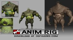 AnimRig - Utrom Rig Download