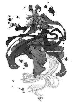 Commission: MissGizmo by `dapper-owl on deviantART