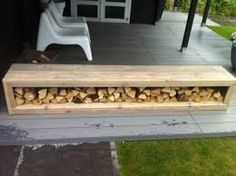 Znalezione obrazy dla zapytania tuinbank steigerhout maken