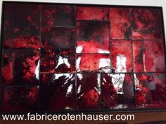 We are from fire (Genesis I) - 70*45 cm -2014