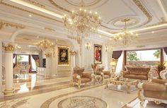 Enhance Your Senses With Luxury Home Decor Modern Mansion Interior, Luxury Homes Interior, Luxury Home Decor, Home Interior Design, Villa Design, House Design, Luxury Homes Dream Houses, Luxury Rooms, Ceiling Design