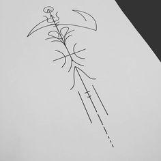 22 отметок «Нравится», 1 комментариев — Tattoo artist Анастасия (@dottattoo) в Instagram: «#эскиз #тату #татуировка #татумосква #геометрия #tattoomoscow #tattoo #rybinatattoo #dottattoo»