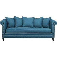 Crate and Barrel Tailor Sofa | $1,699