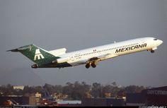 Boeing 727 Mexicana de Aviación