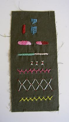 Stitch sample 1 by blue-field, via Flickr