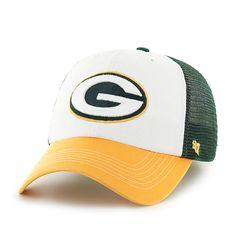 948df2b877f20 Green Bay Packers Mckinley Closer Dark Green 47 Brand Stretch Fit Hat