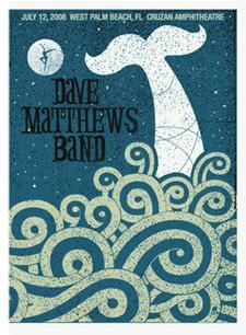 Poster Gallery - Dave Matthews Band Posters / DMB Posters at DavePosters.com
