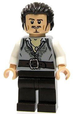 LEGO Pirates of the Caribbean Will Turner