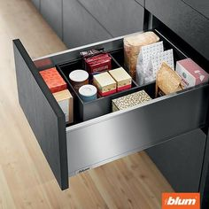 The latest box system by Blum, LEGRABOX is fast becoming the choice for many discerning homeowners in Singapore.