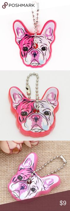 *COMING SOON* French Bulldog Key Cap Cover - PINK SO CUTE! BRAND NEW! - silicone // tags: pup puppies dogs dog woof bark adorable sweet love lovely keys pets pet animals animal cool awesome unisex amazing pinks pink color fun neat chains keychain covers ring girly girls girl car keys gift gifts present girly girl girls womens women unique amazing face faces bow ties bow hair fun party present presents lover love covers caps accessories accessory accessorize rubber nice quality neat rad…