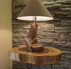 Wood / Lampa Walnut II.