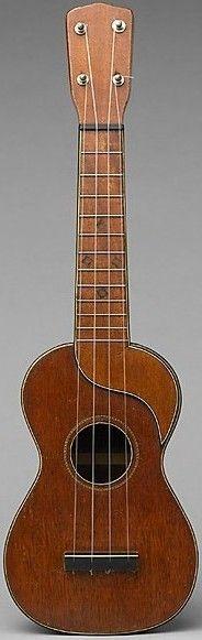 """Nicola Tuarturro """"peanut"""" Soprano #LardysUkuleleOfTheDay ~ https://www.pinterest.com/lardyfatboy/lardys-ukulele-of-the-day/ ~"""