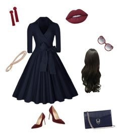 """For Tanya"" by explorer-14659703837 on Polyvore featuring мода, Manolo Blahnik, Aspinal of London, Vanessa Mooney, Bobbi Brown Cosmetics и Lime Crime"