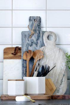 Ellos Home Dexter-leikkuulauta marmoria