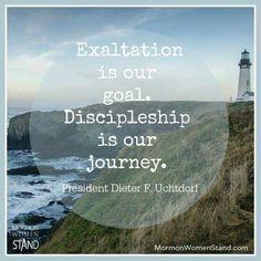 Exalation/Discipleship