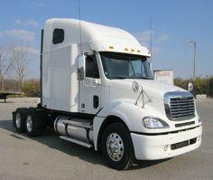 2007 Freightliner Tractor Truck w/ Sleeper for sale #truck