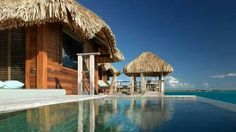 ONE-BEDROOM OTEMANU OVERWATER BUNGALOW SUITE WITH PLUNGE POOL