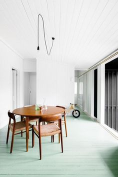 the best painted floors from pinterest
