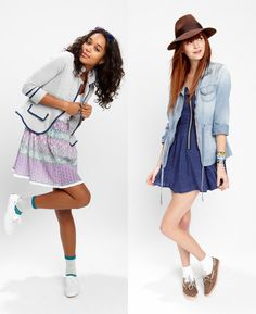 fun outfits for spring.