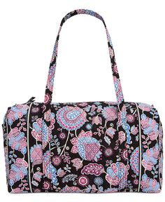 de9340005d71 Vera Bradley Large Duffle Bag   Reviews - Handbags   Accessories - Macy s
