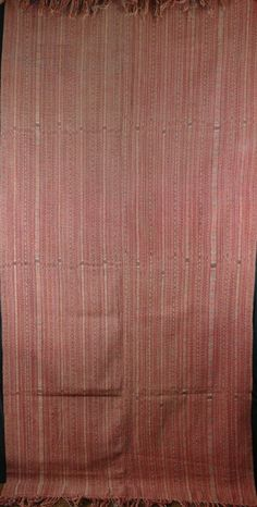 Woven blanket from Timor, Indonesia..approx 60years old 95cm x 195cm http://worldbasket.co.uk/product-category/antique-and-vintage-textiles/