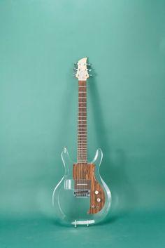 Dan Armstrong Plexi Guitar 25 unique and crazy custom guitar designs