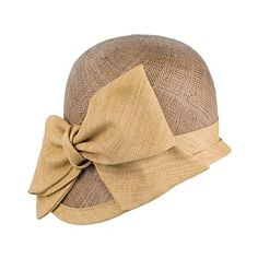 Whiteley Hats Vintage Cloche - Brown