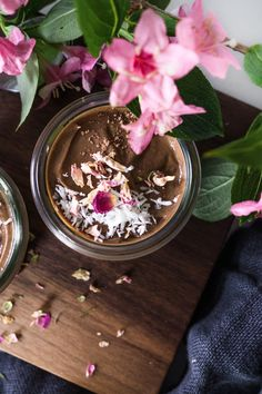 perfect chocOlate mousse