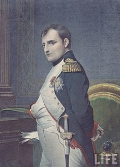 """Napolean Bonaparte """"The Bible is no mere book, but a Living Creature, with a power that conquers all that oppose it.' http://www.godtheoriginalintent.com/PDF%20Chapters/Napoleon%20Bonaparte.pdf"""