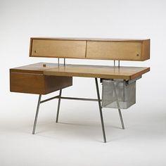 Home Office Desk, Model #4658, Herman Miller, 1948; I like this one